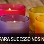 Saia do sufoco e atraia sucesso para seu negócio com o poder das velas