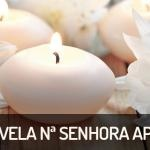 Poderoso ritual de oração com vela à Nossa Senhora Aparecida