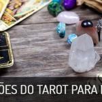 Previsões do Tarot 2019 para dezembro: Os Amantes
