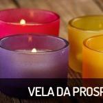 Vela Verde -  a vela da cura e da prosperidade