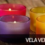 Vela Vermelha – a vela da paixão e da urgência