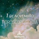Horóscopo do dia 1 de Novembro de 2019: previsões para esta sexta-feira