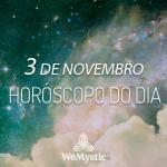 Horóscopo do dia 3 de Novembro de 2019: previsões para este domingo