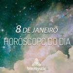 Horóscopo do dia 8 de Janeiro de 2019: previsões para esta terça-feira