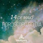 Horóscopo do dia 14 de Maio de 2019: previsões para esta terça-feira