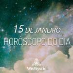 Horóscopo do dia 15 de Janeiro de 2019: previsões para esta terça-feira