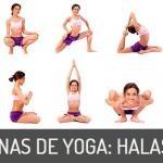 Asanas de Yoga: Halasana