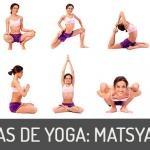 Asanas de Yoga: Matsyasana