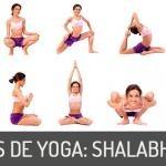 Asanas de Yoga: Shalabhasana