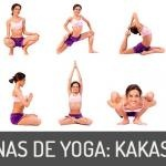 Asanas de Yoga: Kakasana