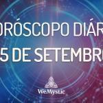 Horóscopo do dia 15 de Setembro de 2018: previsões para este sábado