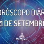 Horóscopo do dia 21 de Setembro de 2018: previsões para esta sexta-feira