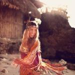Cigana Raí - uma cigana de identidade desconhecida