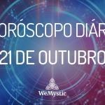 Horóscopo do dia 21 de outubro de 2017: previsões para este sábado