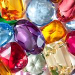 As pedras corretas do seu signo para fazer um amuleto