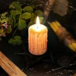 Simpatia no Dia das Bruxas com vela para ganhar dinheiro