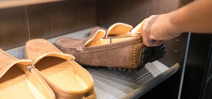 Feng Shui: devo ter um armário de sapatos?