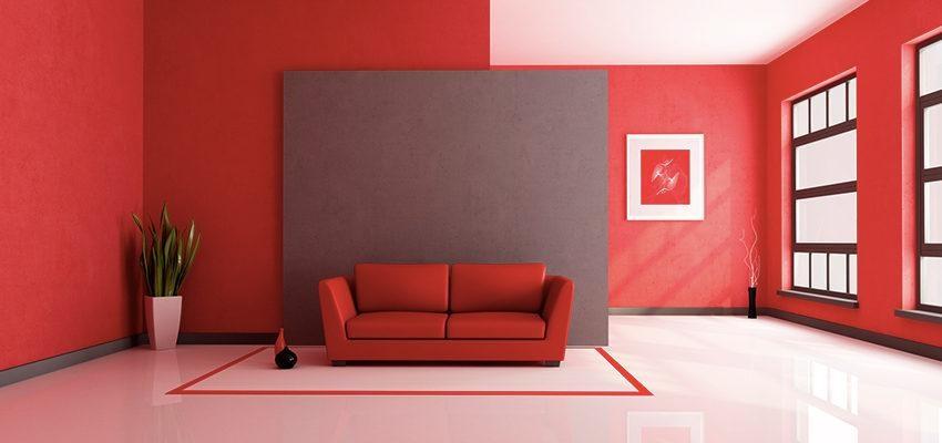 Feng Shui: as cores quentes