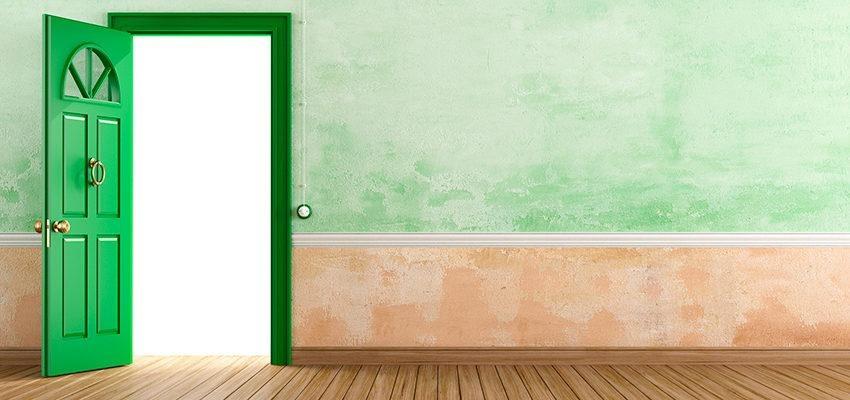 Feng Shui: a porta de entrada deve ser como?