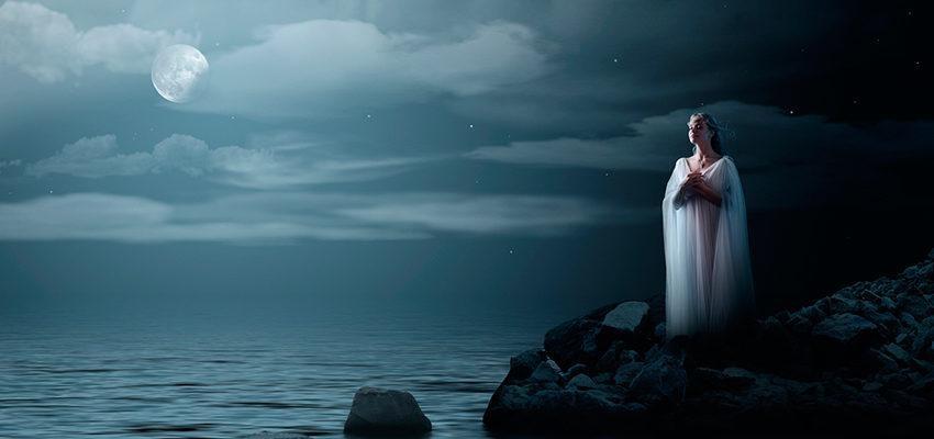 Iemanjá: suas caboclas vindas do mar