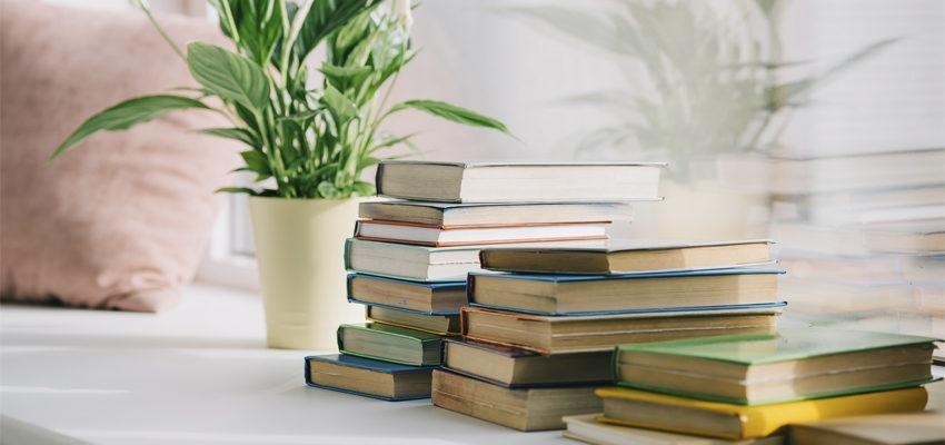Livros no quarto geram um Feng Shui ruim?