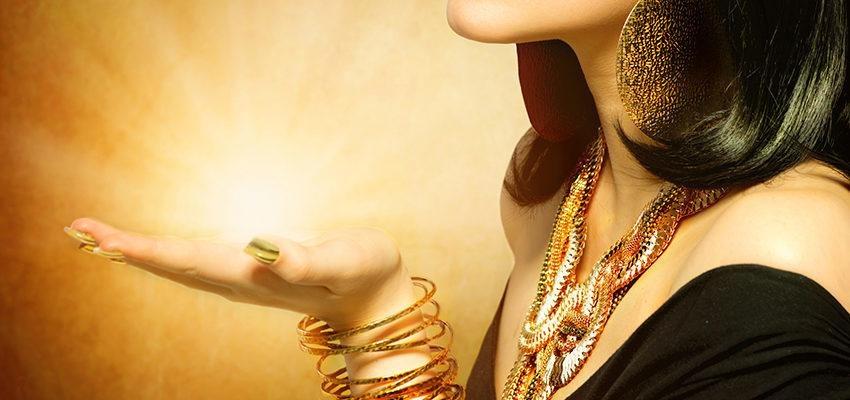 Significado da cor dourado: a visão da cromoterapia