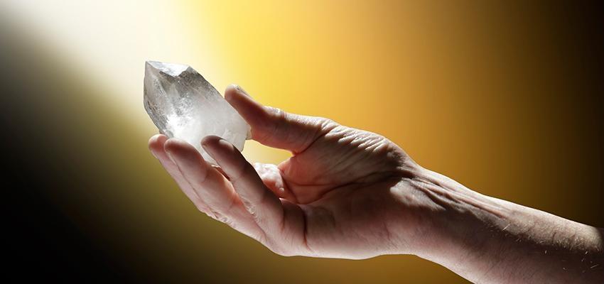 Como usar os cristais e os seus poderes?