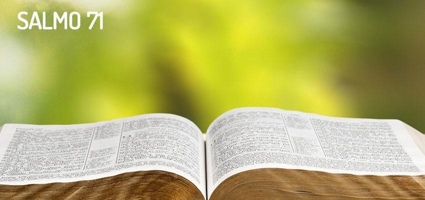 Salmo 71 – Oração de um ancião