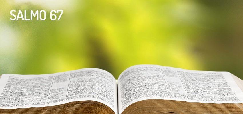 Salmo 67 - A misericórdia de Deus