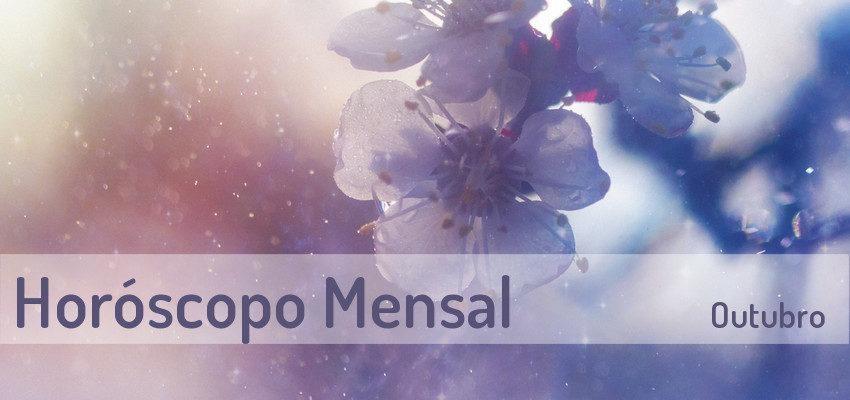 Horóscopo Mensal Outubro