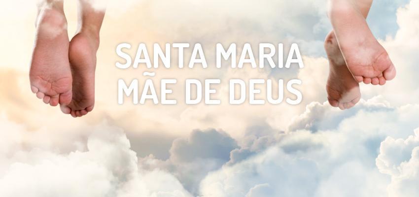 Santo do Dia: 01 de janeiro -  Santa Maria Mãe de Deus
