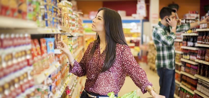 Como cada signo se comporta no supermercado