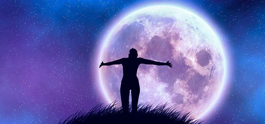 Influência da lua sobre o ciclo menstrual