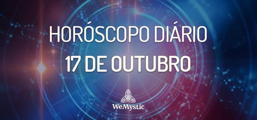 Horóscopo do dia 17 de Outubro de 2018: previsões para esta quarta-feira