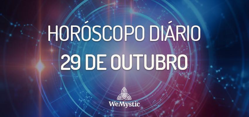 Horóscopo do dia 29 de Outubro de 2018  previsões para esta segunda-feira 5aede4ecb7126