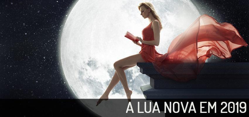 Lua Nova em 2019: iniciando planos e projetos