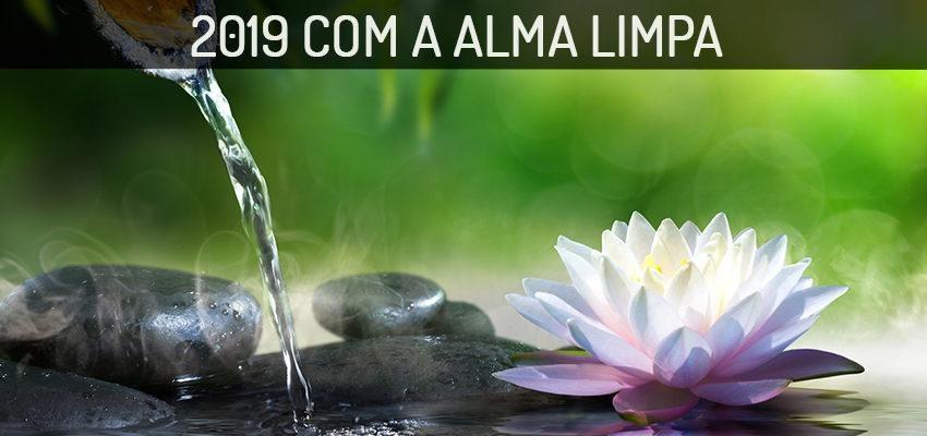 Alma limpa em 2019: rituais de energia e purificação para o Ano Novo