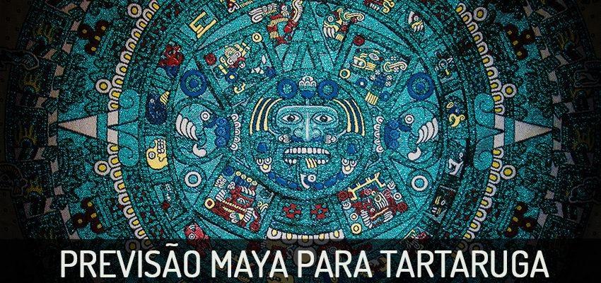 Horóscopo Maya 2019 — Previsões para o signo de Tartaruga