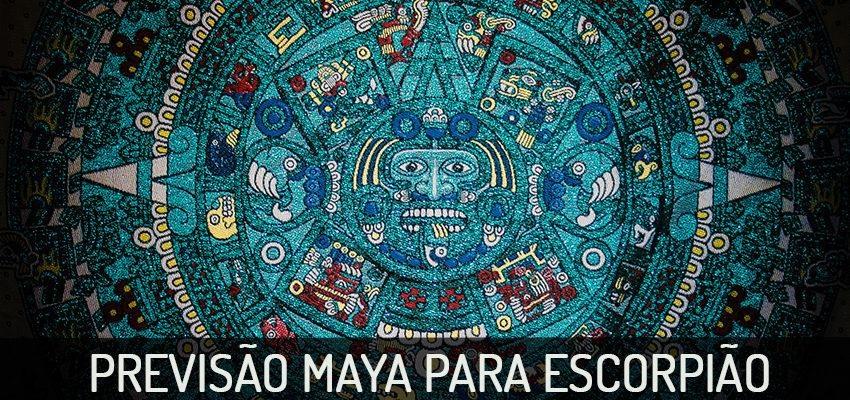 Horóscopo Maya 2019 — Previsões para o signo de Escorpião