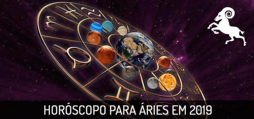 Previsão Completa do Horóscopo Áries 2019