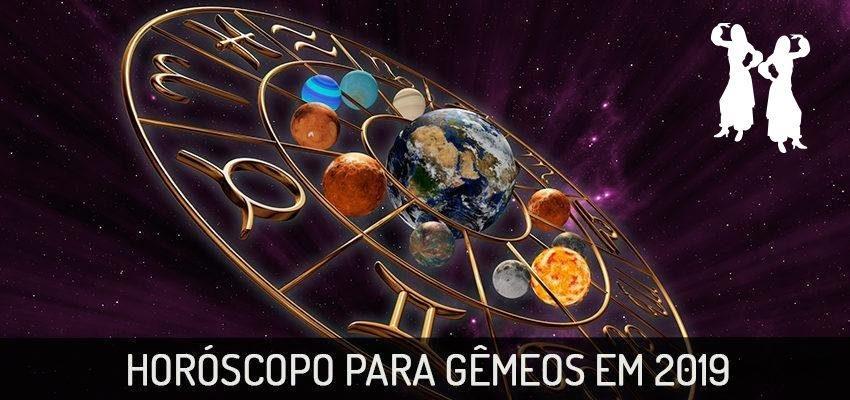 Previsão Completa do Horóscopo Gêmeos 2019