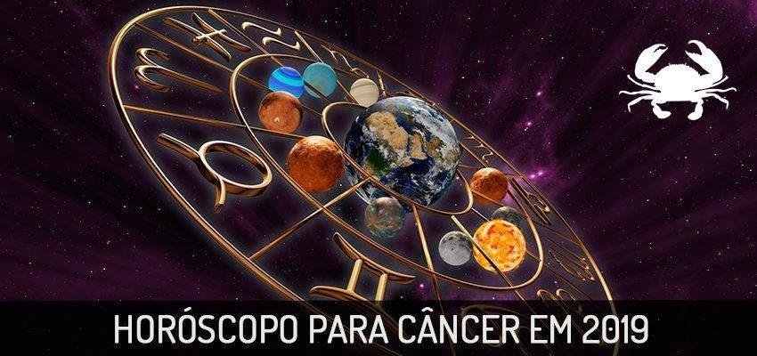 Previsão Completa do Horóscopo Câncer 2019