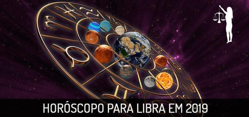 Previsão Completa do Horóscopo Libra 2019