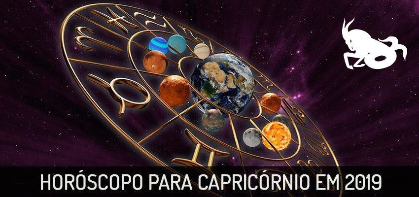 Previsão Completa do Horóscopo Capricórnio 2019