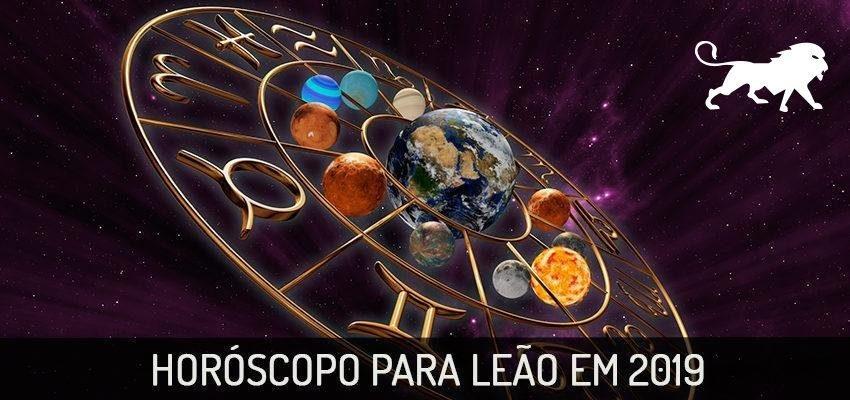 Previsão Completa do Horóscopo Leão 2019
