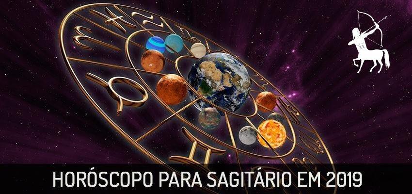 Previsão Completa do Horóscopo Sagitário 2019