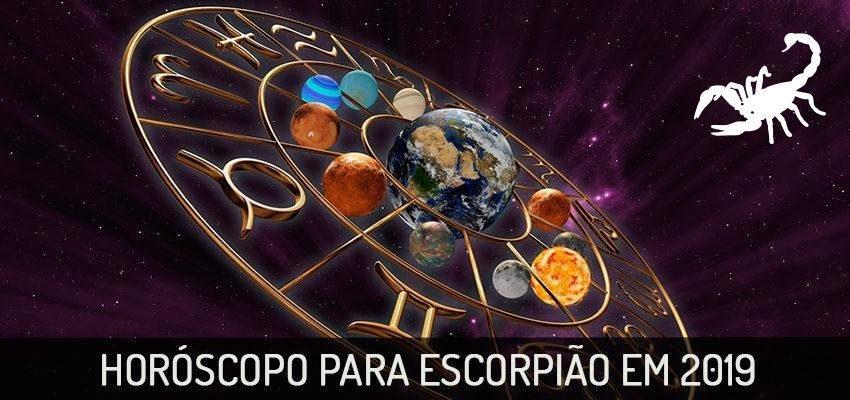 Previsão Completa do Horóscopo Escorpião 2019