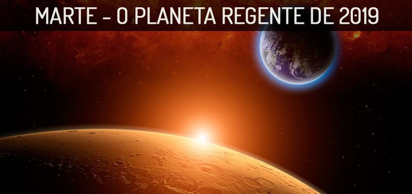 Planeta regente de 2019: conheça todas as influências de Marte