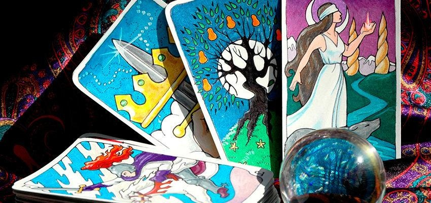 7 de espadas do tarot: se despeça do oculto