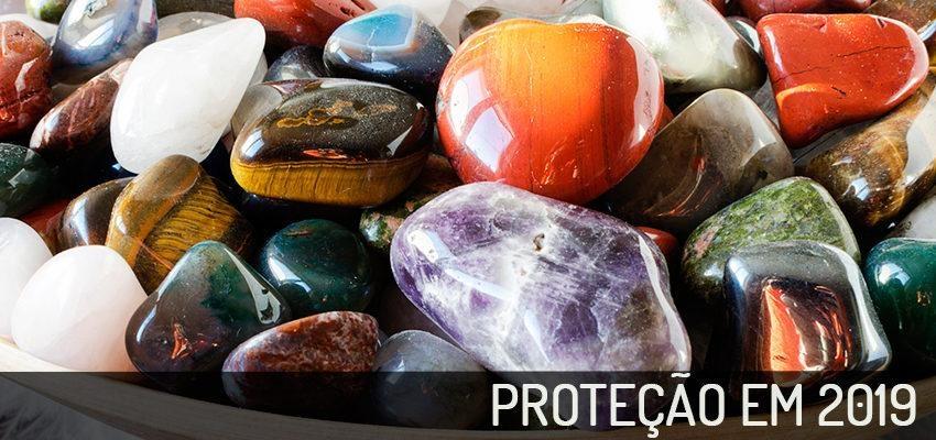 Ritual para proteção em 2019: cristais, amuletos e muito mais